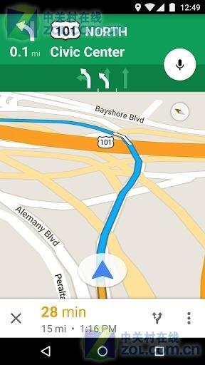 谷歌手机地图9.12