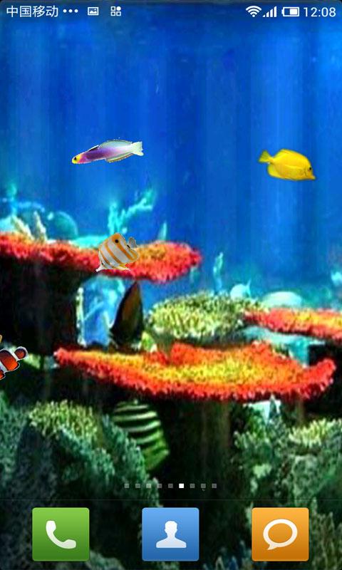 最美珊瑚礁动态壁纸2.6