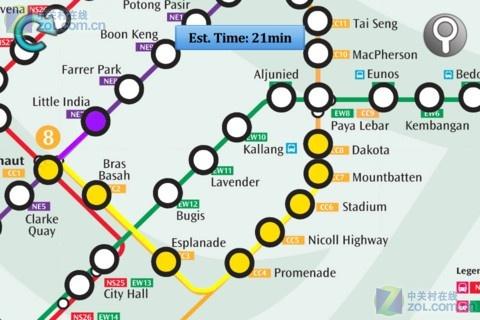 新加坡地铁路线1.5